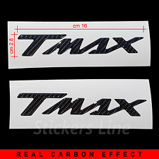2 scritte Tmax resinate CARBONIO scritta tmax resinata t max 500 530 in rilievo