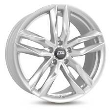 19 Zoll MAM RS3 Silver Painted Alufelgen für Audi A6 Lim. C7 Typ 4G, 4G1
