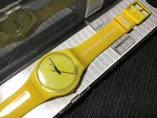 SWATCH GJ128F - Lemon Time FIFA 2010 GENT PUBBLICITARI - NEW IN BOX RARE