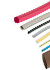 Cable-Core Heat Shrink Tubing 2:1 Ratio GREY 3.2mm 5m 5 metres
