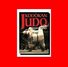 ☆MARTIAL ARTS BOOK:KODOKA JUDO:THE ESSENTIAL GUIDE BY%ITS FOUNDER JIGORO KANO!!☆