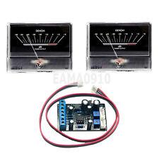 2x Tn90 Vu Meter Db Level Header Audio Power Amp Backlight With Driver Board