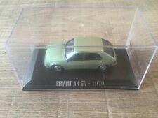 Norev 1/43 Renault 14 GTL 1979 green Renault Collection no paper box