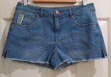 Ladies size 12 Denim Shorts - Now