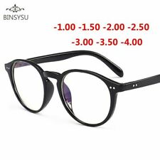 Nearsighted glasses minus degree shortsighted myopia spectacles