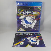 Hyper Sentinel Sony PlayStation 4 2018 Strictly Limited Games New PS4 /1600