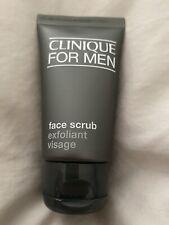 Clinique for Men Face Scrub - Exfoliant - 50ml - NEW - Exfoliator Scuffing