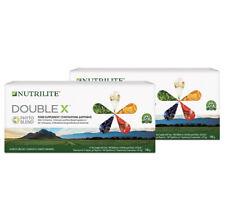 Multivitamin Multimineral Phytonutrient DOUBLE X NUTRILITE 31 day refill no tray