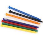 8pcs Multicolor Plastic Stylus Touch Screen Pens Set for New Nintendo 3DS