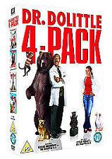 Doctor Dolittle Quadrilogy (DVD, 2008, 4-Disc Set, Box Set)