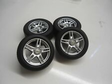 1/18 Ferrari Enzo wheels and tyres from Hotwheels Elite model