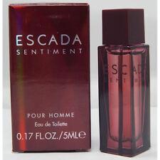Escada Sentiment Mini Cologne EDT 5.0 ml / 0.17 oz