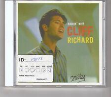 (HK468) Rockin' With, Cliff Richard - 1997 CD