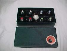 VINTAGE B & A BANDA INDOOR CARPET BALLS GAME in ORIGINAL BOX ENGLAND 2 BIAS