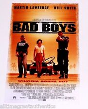 Produzent Jerry Bruckheimer Signiert Bad Boys 12X18 Filmposter Foto W / Coa