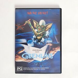 Gremlins Movie DVD Region 4 AUS Free Postage Christmas Movie