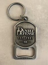 2020 SHOT Show Las Vegas Daniel Defense Keychain/Bottle Opener