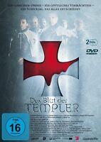 DAS BLUT DER TEMPLER  2 DVD NEU  CATHERINE FLEMMING/MIRKO LANG/+