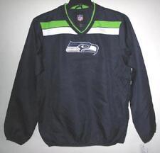 Anuncio nuevoGIII Seattle Seahawks para Hombre Chaqueta Suéter Ligero 2XL  de plomo 2a76a833b4c