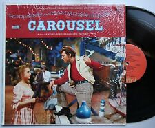 Soundtrack LP USA 70s Carousel Rogers + Hammerstein