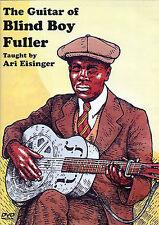 The GUITAR of Blind Boy Fuller DVD Learn Blues Ragtime TRUCKIN MY BLUES AWAY