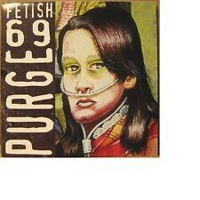 """FETISH 69 """"purge"""" - CD"""