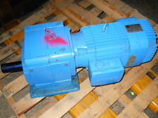 Mannesmann Demag D08-B3-0-1 Reducer /Kba Motor Assembly Remanufactured