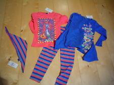 SO 12 - rayas horizontales color, azul - fucsia de Mills talla 134