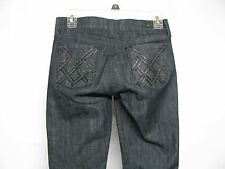WOMEN'S CITIZENS OF HUMANITY KELLY STRETCH LOW WAIST BOOTCUT JEANS, SIZE 25, EUC