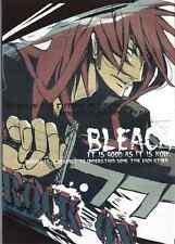 Bleach doujinshi Renji x Ichigo Rock On Sanbunnoichi