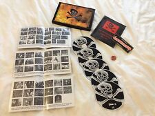 $5.00 Heavy Metal Box Set - 100 Bands, 5 CD's Bonus DVD, More! 2003, RARE, OOP.