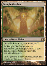 MTG TEMPLE GARDEN ASIAN EXC - GIARDINO DEL TEMPIO - RTR - MAGIC
