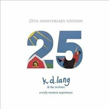 Truly Western Experience [25th Anniversary Edition] [Digipak] by k.d. lang and the Reclines/k.d. lang (CD, Oct-2010, 2 Discs, Bumstead Productions)