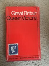 Great Britain Queen Victoria By Stanley Gibbons Stamp Catalogue 1973 Vol 1