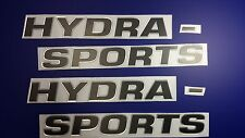 """HYDRA-SPORTS boat Emblem 44"""" + FREE FAST delivery DHL express"""
