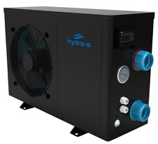 Hydro-S Heat pump (Eco) 3kW - Black with digital display