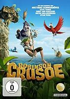 Robinson Crusoe von Vincent Kesteloot   DVD   Zustand gut