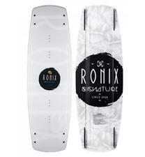 New listing 2021 Ronix Signature Wakeboard - 3-Stage Rocker - Metallic White