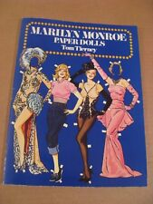 Marilyn Monroe Paper Dolls from 1979