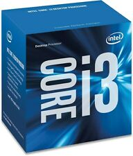 Intel Core i3 6100 - 3.7GHz Dual Core Socket 1151 Processor