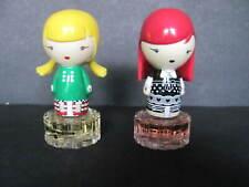 "Harajuku Perfume Lil Angel Lovers ""G"" Gwen Stafani - No Box - Set Of 2"