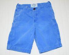 Abercrombie blue washed shorts boys 10