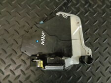 2016 TOYOTA VERSO 1.8 V-MATIC ICON 5DR PASSENGER FRONT DOOR LOCK CATCH W4 5J0513