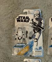 "2018 Star Wars Resistance First Order Stormtrooper 3.75"" Action Figure New"