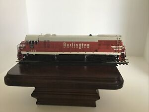 Rivarossi HO Burlington Diesel Locomotive #550