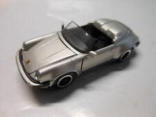 Rar: Porsche 911 Carrera Speedster silbermétallic von NZG in 1:43 neu OVP