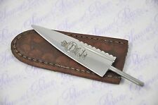 New Fantastic Stainless Steel Sgian Dubh Blade Made in Sheffield England