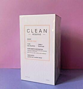 BNIB Clean Reserve Blonde Rose 100ml Eau de Parfum Spray