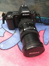 Nikon F80 Camera And AFN8008 With 3 Lens 70-210 35-135mm and 28-200mm
