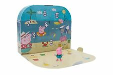Peppa Pig Multipack, Includes 3 Figures + Calendar + Accessories, Vacation Count